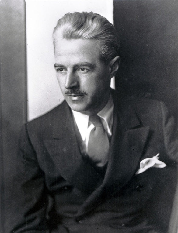 Dashiell Hammett headshot