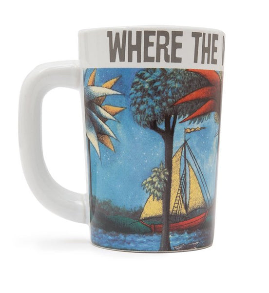 where the wild things are mug