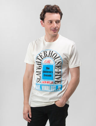 Slaughterhouse-Five Unisex T-Shirt (White)