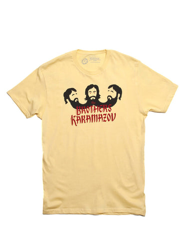 The Brothers Karamazov Unisex T-Shirt