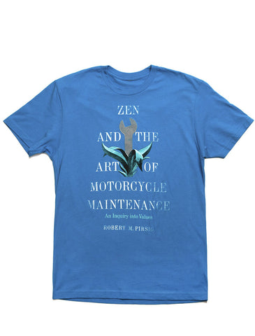 Zen and the Art of Motorcycle Maintenance Unisex T-Shirt