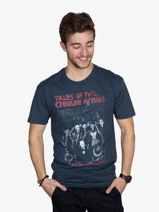 Tales of the Cthulhu Mythos Unisex T-Shirt