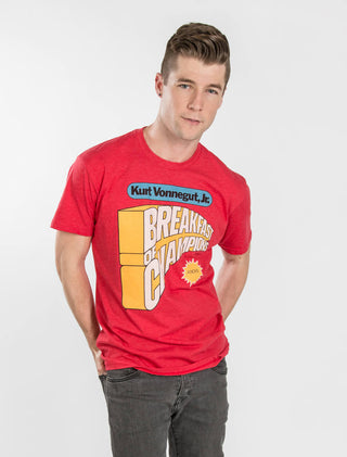 Breakfast of Champions Unisex T-Shirt