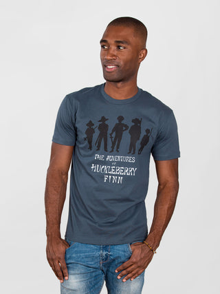 Adventures of Huckleberry Finn Unisex T-Shirt
