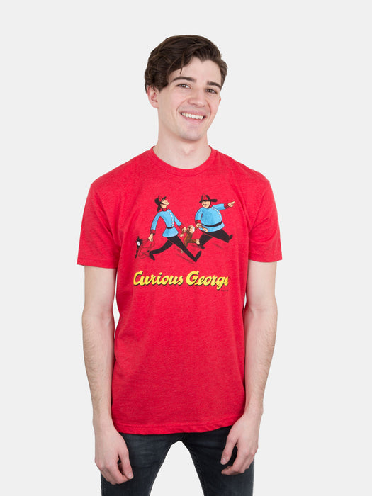 Curious George Unisex T-Shirt