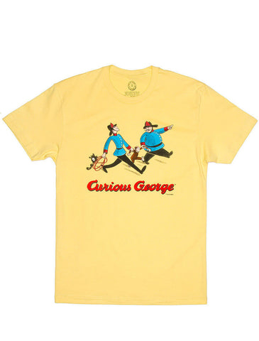 Curious George (Yellow) Unisex T-Shirt