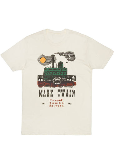 Adventures of Tom Sawyer (Polish Edition) Unisex T-Shirt