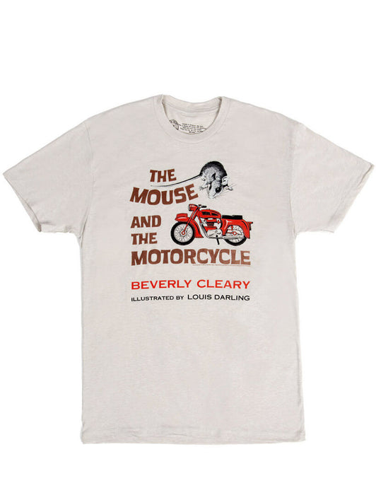 The Mouse and the Motorcycle Unisex T-Shirt