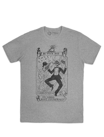 Be Your Age Bookplate Unisex T-Shirt