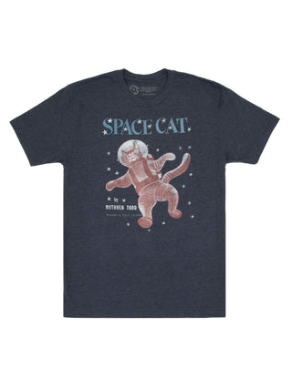 a01b9e46c Space Cat Unisex T-Shirt ...