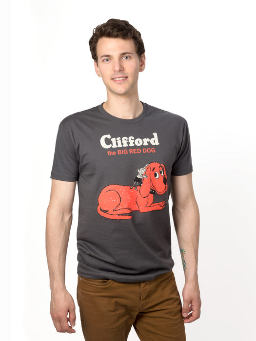 Clifford the Big Red Dog Unisex T-Shirt