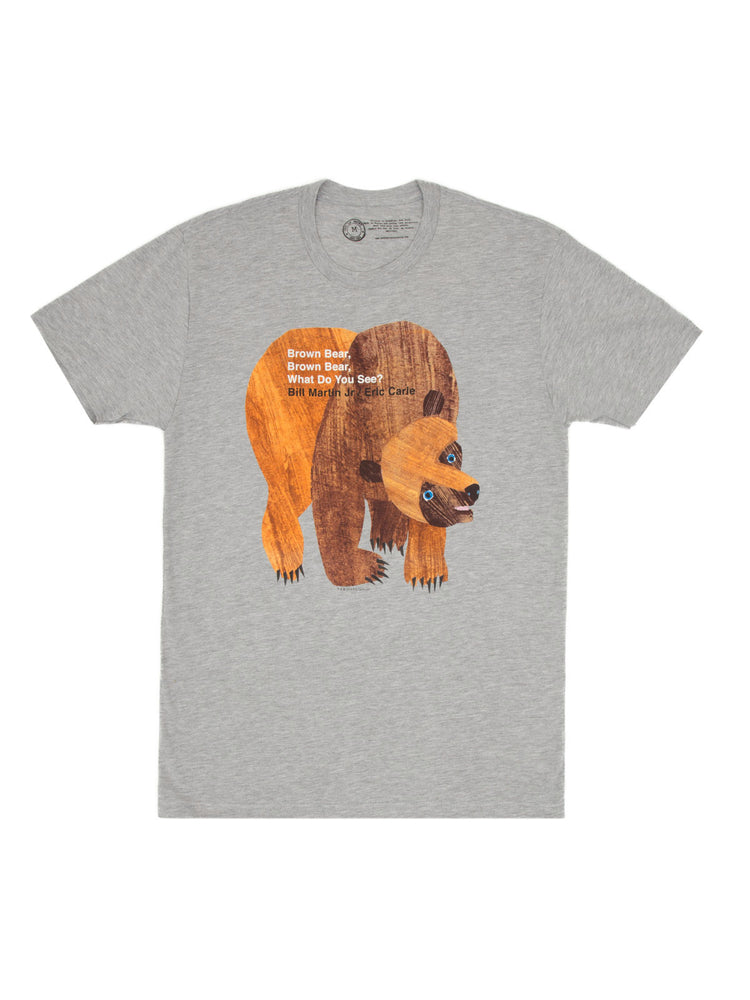 World of Eric Carle Brown Bear, Brown Bear, What Do You See? Unisex T-Shirt