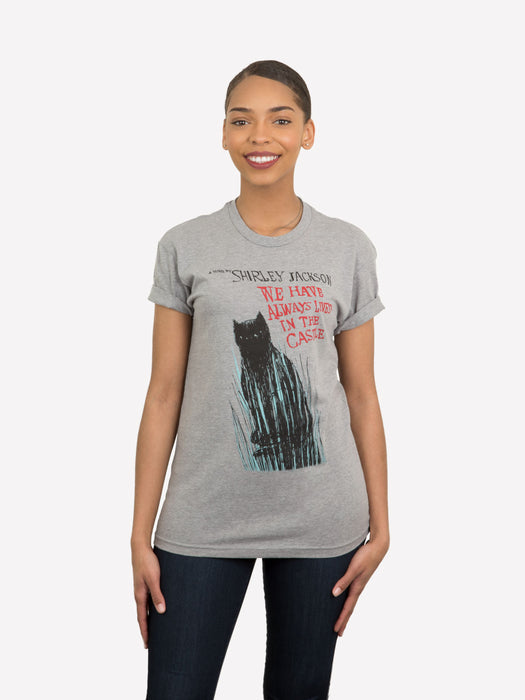 We Have Always Lived in the Castle Unisex T-Shirt