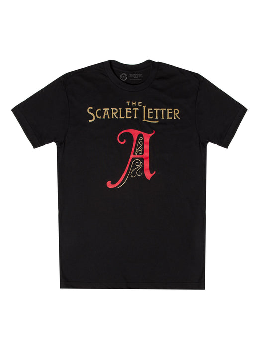 The Scarlet Letter Unisex T-Shirt