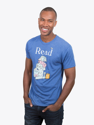 1b6ad73bfb6 Men s Unisex Book T-Shirts — Out of Print
