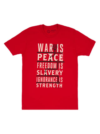 War is Peace (1984) Unisex T-shirt
