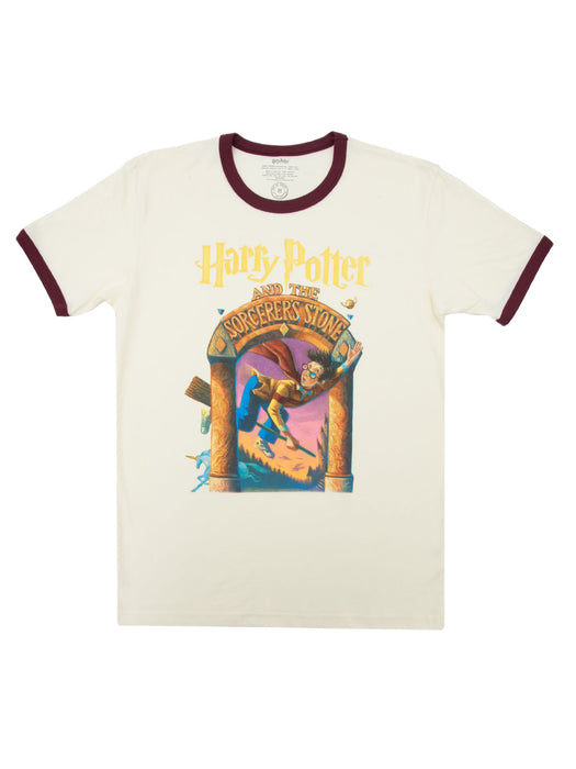 Harry Potter and the Sorcerer's Stone Unisex T-Shirt (Ringer)