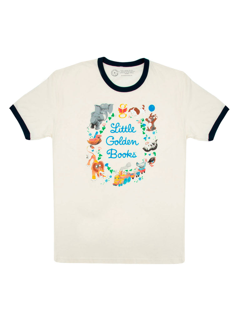 Little Golden Books Unisex T-Shirt (Ringer)