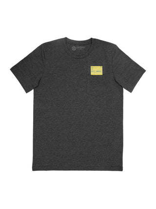 Library Card Pocket Unisex T-Shirt