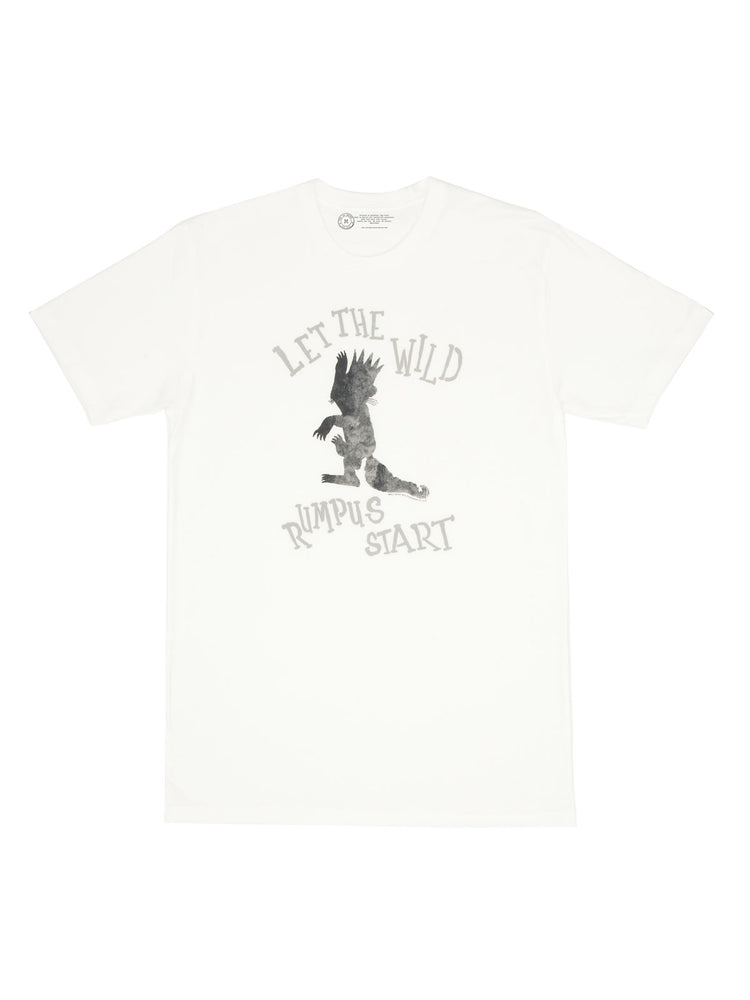 Let the Wild Rumpus Start Unisex T-Shirt