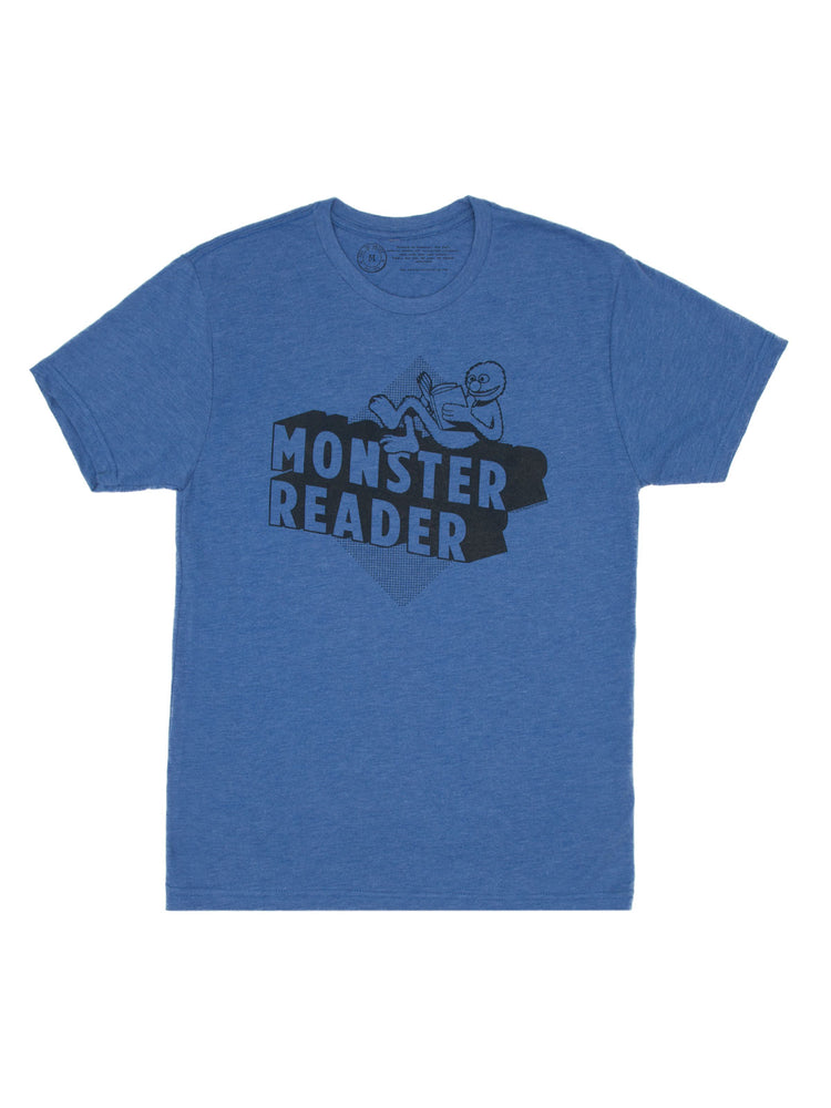 Monster Reader Unisex T-Shirt
