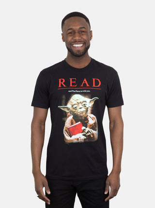 Yoda Star Wars READ Unisex T-Shirt