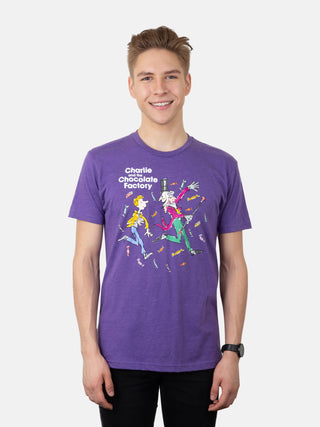 Charlie and the Chocolate Factory Unisex T-Shirt