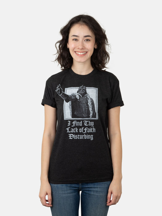Star Wars - Shakespeare: Lack of Faith Unisex T-Shirt