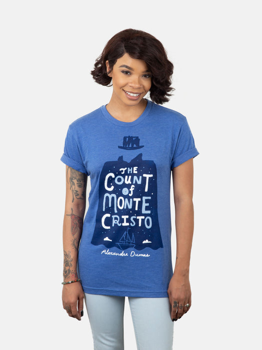 The Count of Monte Cristo Unisex T-Shirt