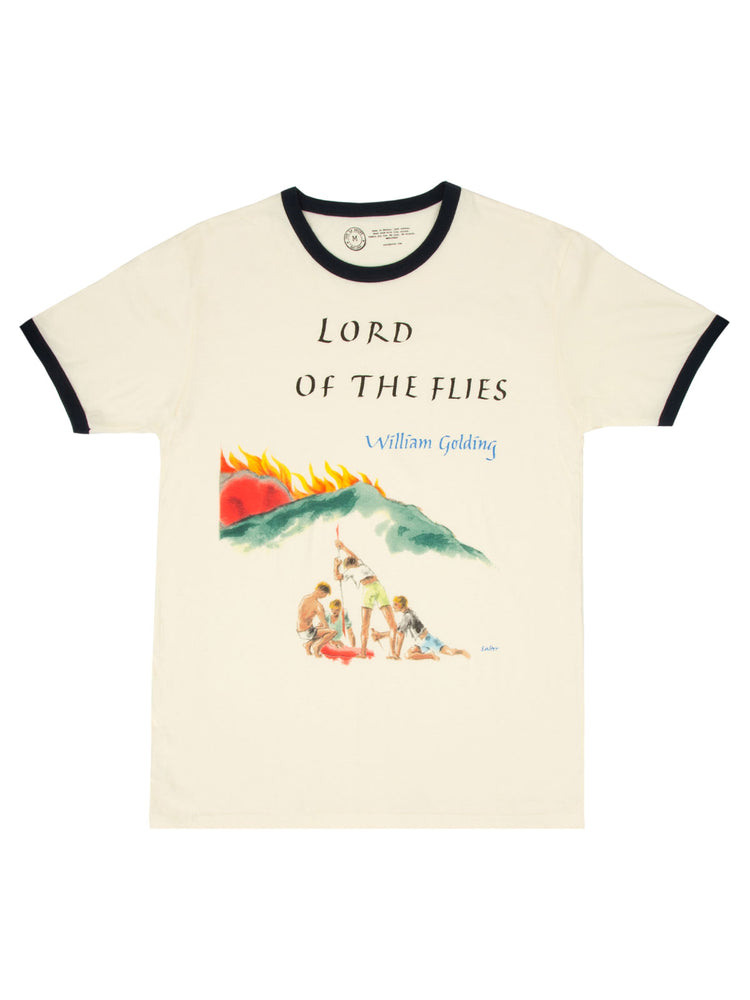Lord of the Flies Unisex Ringer T-Shirt