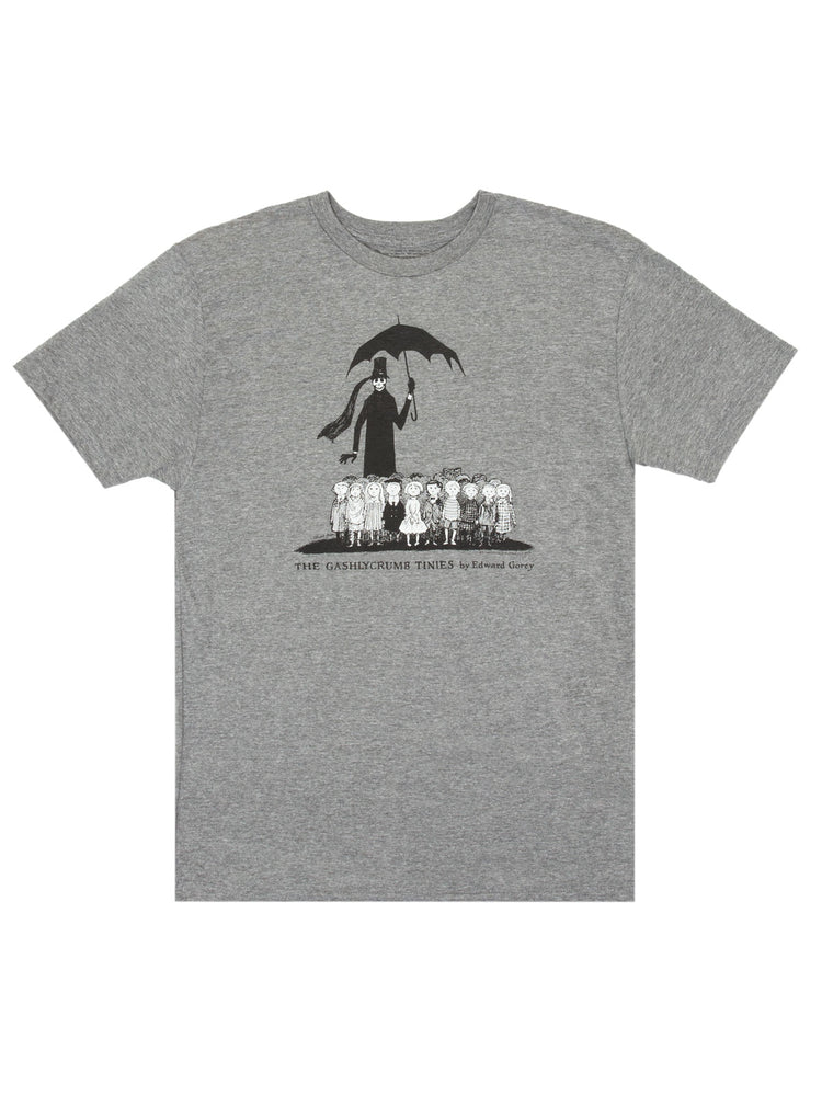 The Gashlycrumb Tinies Unisex T-Shirt