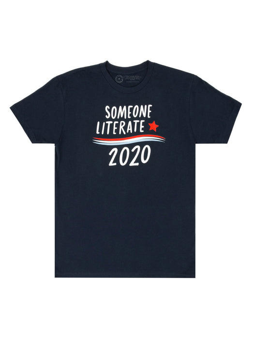 Someone Literate 2020 Unisex T-Shirt