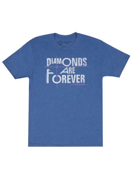Diamonds Are Forever Unisex T-Shirt