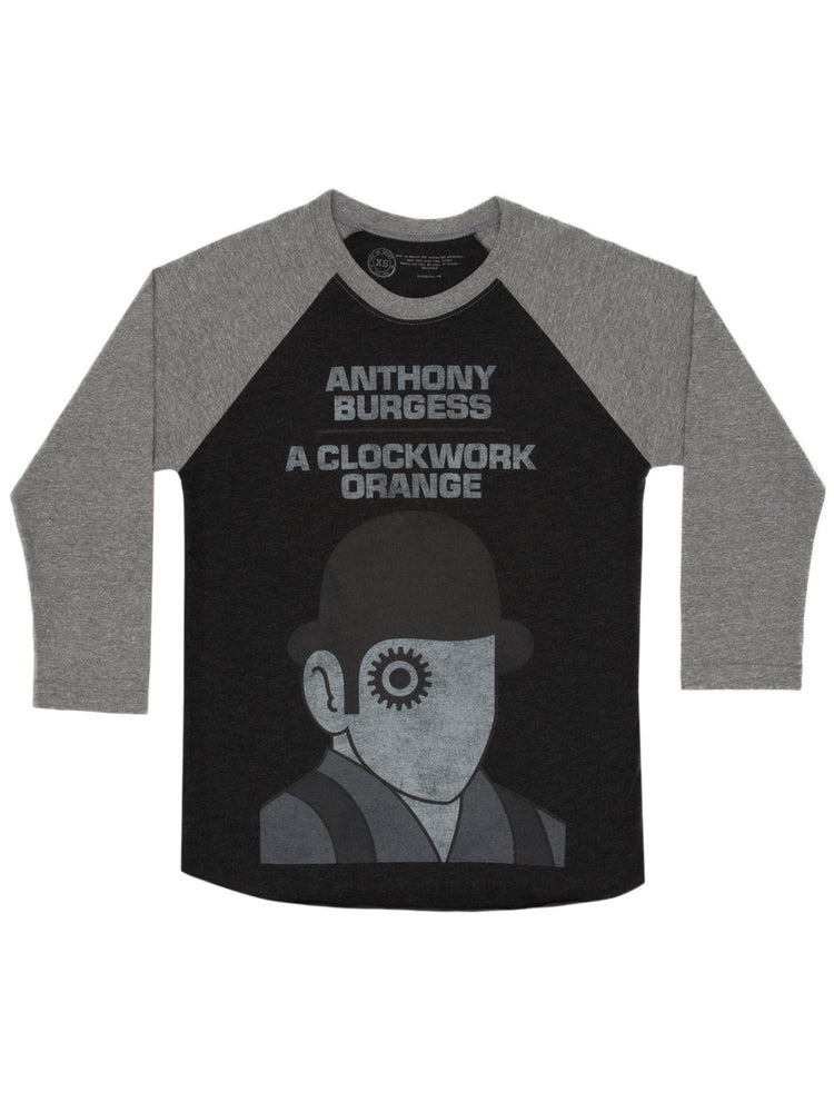 A Clockwork Orange Unisex 3/4-Sleeve Raglan