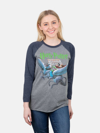 Harry Potter and the Prisoner of Azkaban Unisex 3/4-Sleeve Raglan