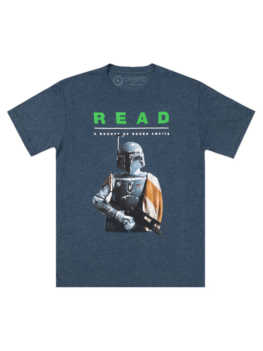 Boba Fett Star Wars READ Unisex T-Shirt