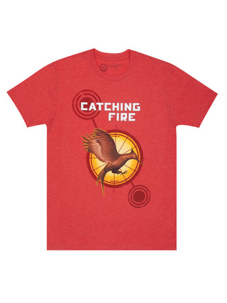 Catching Fire Unisex T-Shirt