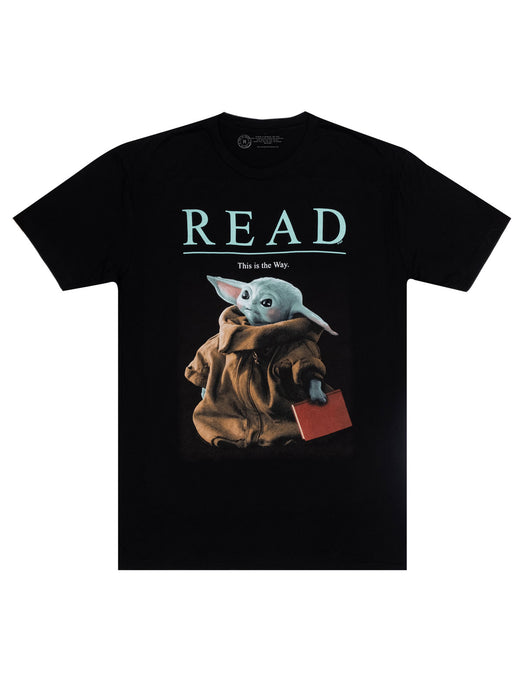 Star Wars - The Mandalorian The Child READ Unisex Adult T-Shirt