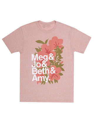 Little Women (Meg & Jo & Beth & Amy) Unisex T-Shirt