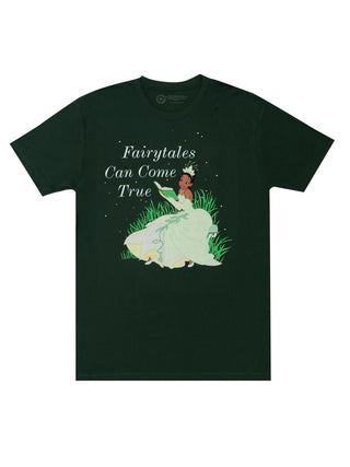 Disney Tiana: Fairytales Can Come True Unisex T-Shirt