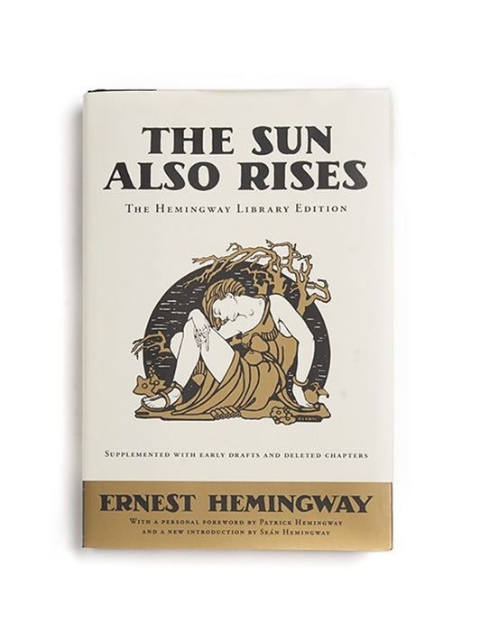 The Sun Also Rises book