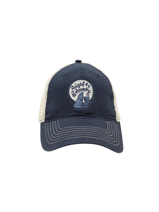 0474ab8013b Raised by Books trucker cap ...