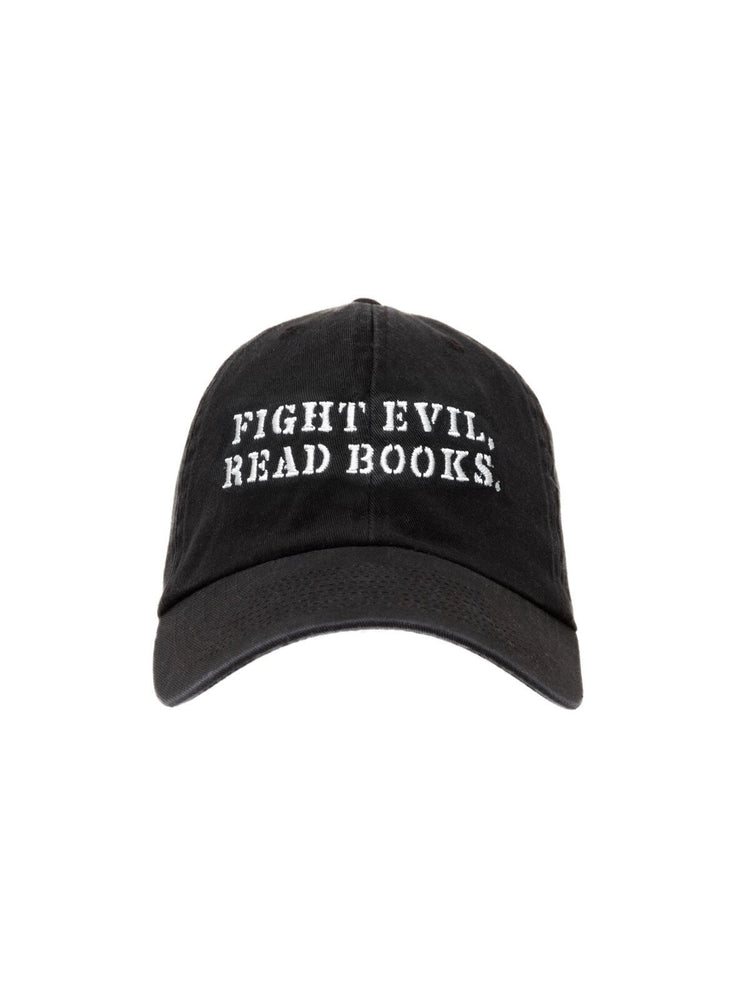 Fight Evil, Read Books cap