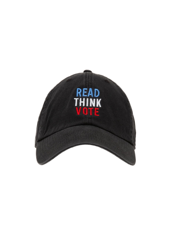Read Think Vote cap