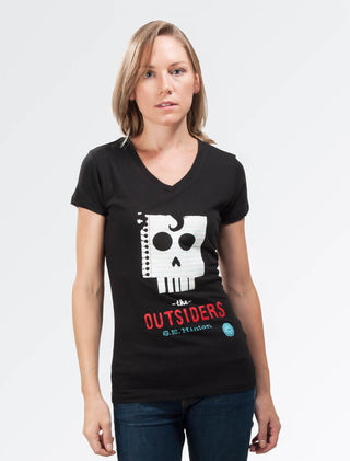 The Outsiders Women's V-Neck T-Shirt