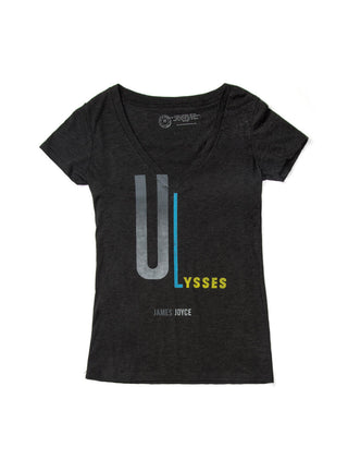 Ulysses Women's (Black) T-Shirt