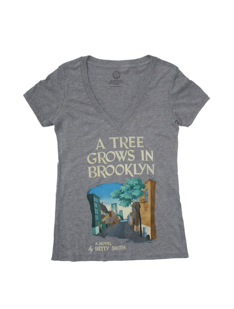 A Tree Grows in Brooklyn Women's T-Shirt