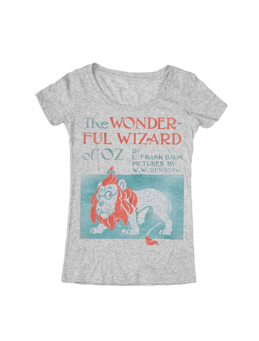 The Wonderful Wizard of Oz Women's Scoop T-Shirt