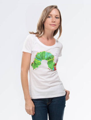 World of Eric Carle The Very Hungry Caterpillar Women's Scoop T-Shirt