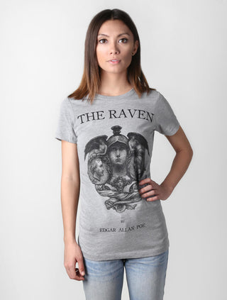 The Raven Women's Crew T-Shirt
